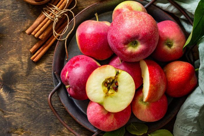 Äpfel & Gewürze vom Bauernhof