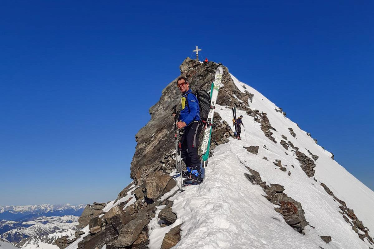 Ankogel-Skitour