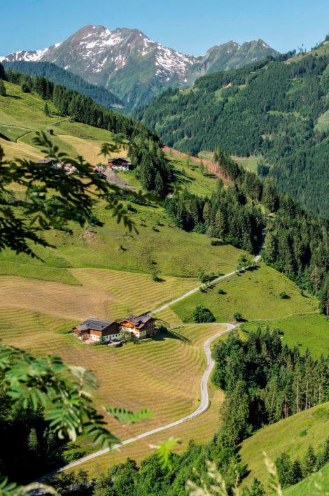 Pfandlinghof - Urlaub in Grossarl, Salzburger Land