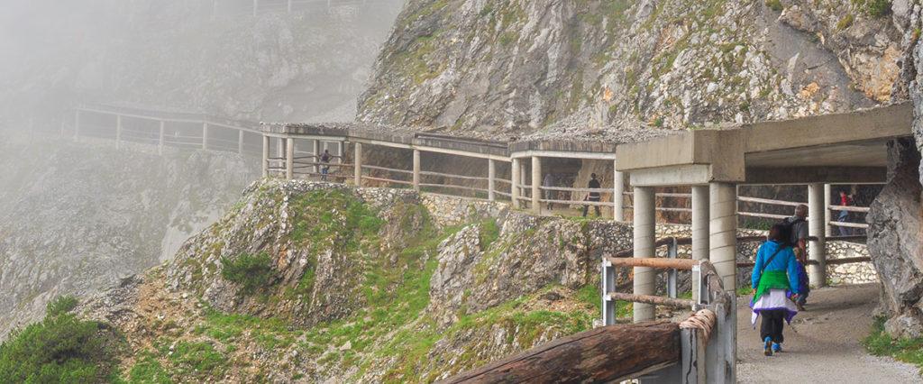 Pfandlinghof Grossarl, Ausflugsziele Salzburger Land, Eisriesenwelt
