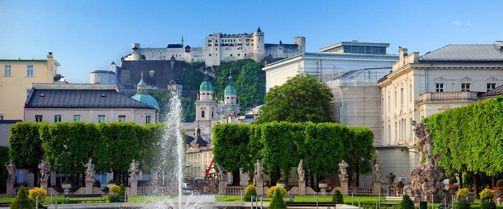 Pfandlinghof Grossarl, Ausflugsziele in der Stadt Salzburg, Festung Hohensalzburg