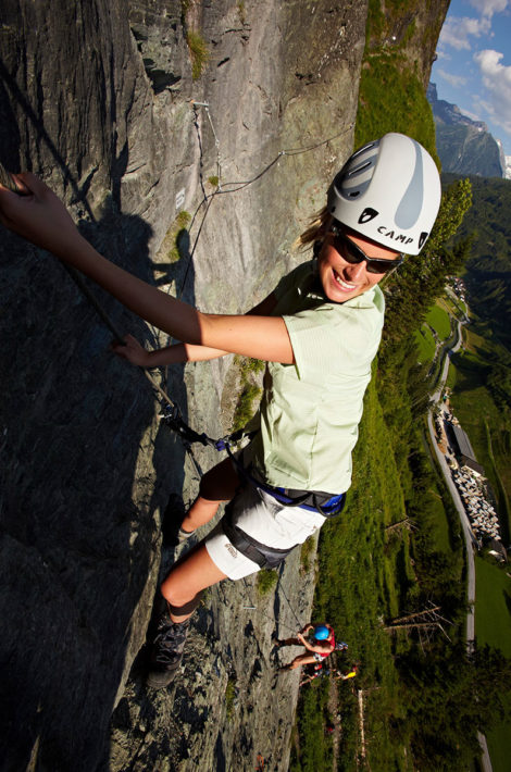 Pfandlinghof Grossarl, Kletterurlaub im Salzburger Land im Tal der Almen