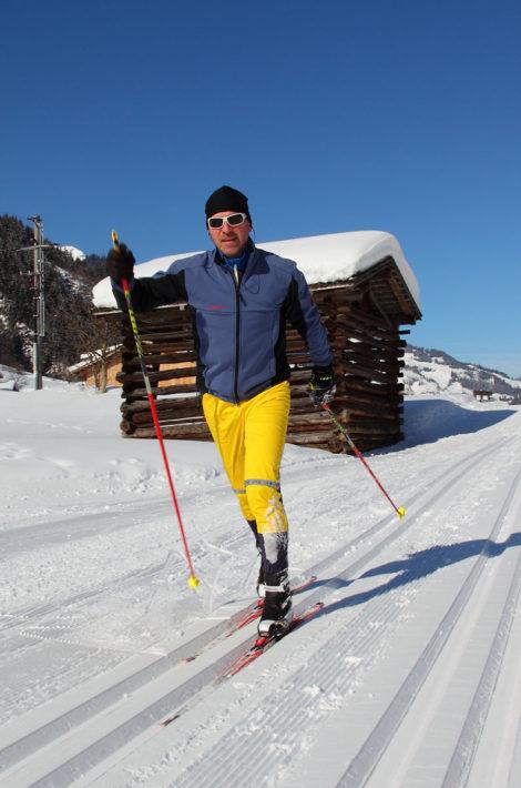Pfandlinghof Grossarl, Langlaufurlaub Salzburger Land, Winterurlaub Ski amadé