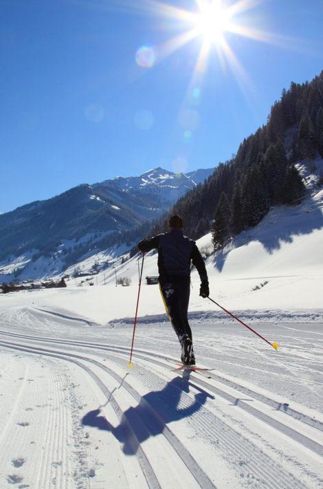 Pfandlinghof Grossarl, Langlaufurlaub, Skiurlaub Salzburger Land