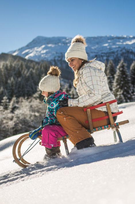 Pfandlinghof Grossarl, Rodelurlaub Salzburger Land, Winterurlaub Ski Amade©slt Michael Größinger Img 0769