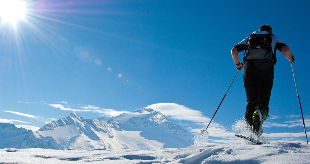 Pfandlinghof Grossarl Schneeschuhwandern Ski Amade