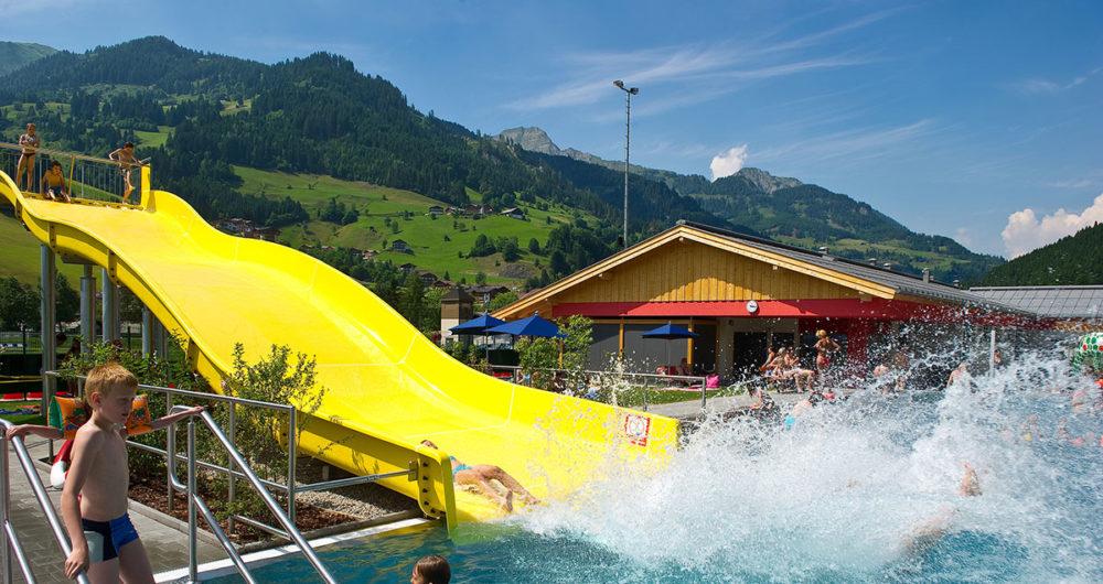 Pfandlinghof Grossarl, Familienurlaub im Tal der Almen, Schwimmbad im Freizeitzentrum