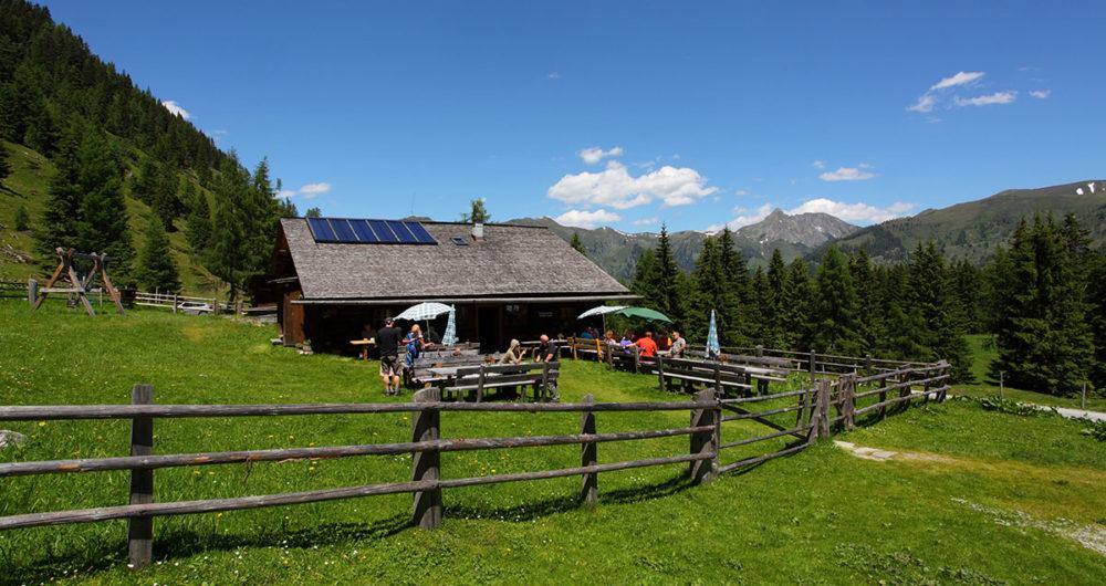 Pfandlinghof Grossarl, Sommerurlaub und Wanderurlaub im Tal der Almen